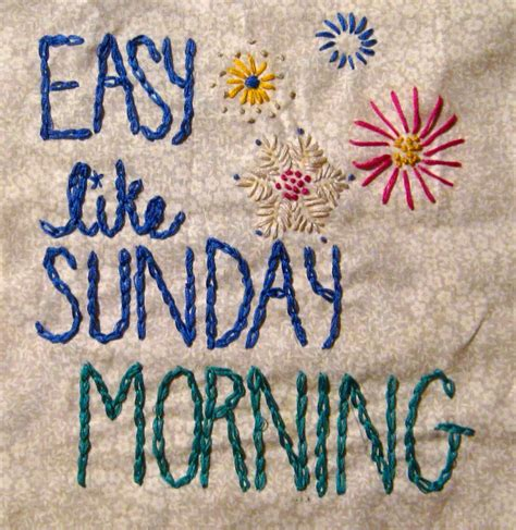 sunday morning quotes easy like sunday morning quotes quotesgram