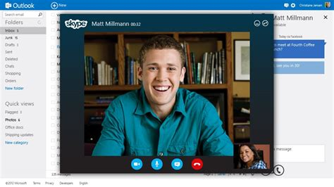 video call layout video call with skype stories