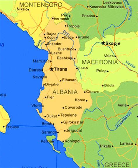 veneto albania cartina geografica albania tiesby nelson