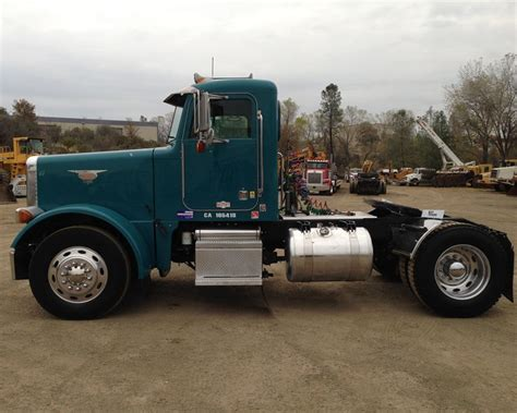 Single Axle Peterbilt With Sleeper For Sale by Single Axle Peterbilt Autos Post