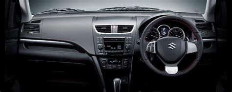 Suzuki Sport Interior Interior Suzuki Sport Indonesia