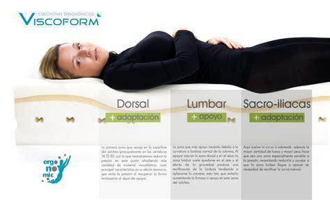 mejor colchon espalda colch 243 n adecuado para hernia discal viscoform