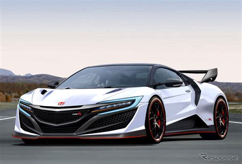 Acura New 2020 by Rendered 2020 Acura Nsx Type R Acura Connected