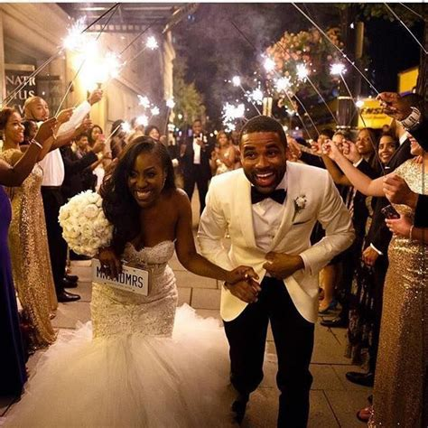 image result for african american wedding couples with