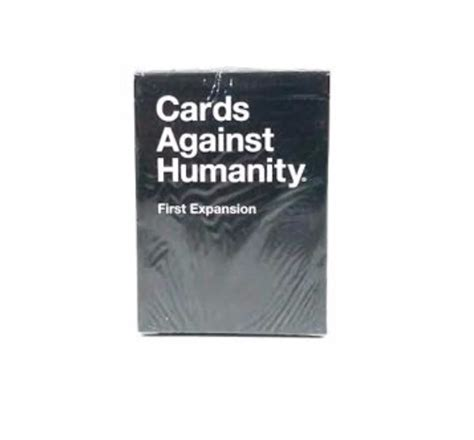 cards against humanity template new cards against humanity expansion ebay