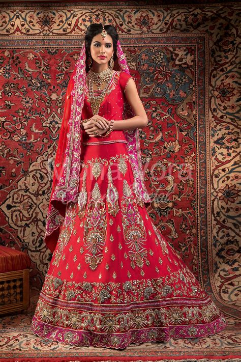 indian bridal dresses adding charm   special day
