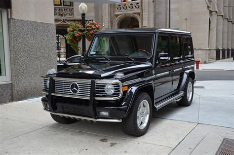 2005 Mercedes G55 Amg by 2005 Mercedes G Class G55 Amg Stock 0gc1779c For