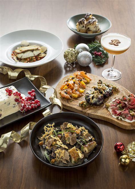 Festive Kitchen Menu by