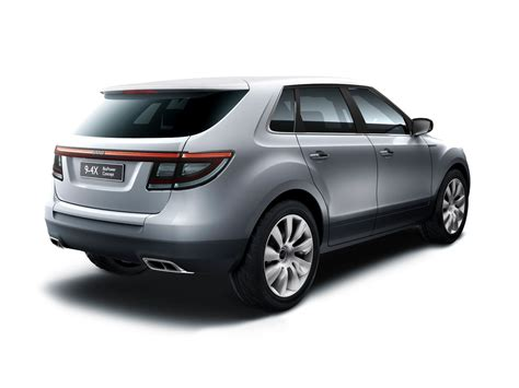 detroit 2008 saab 9 4x biopower crossover concept
