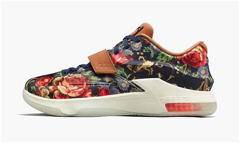 kd new year shoes 2015 nike kd7 ext qs quot floral quot highsnobiety