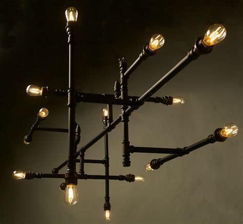 led pipe light kit edison steunk luminaires works on energy efficient led