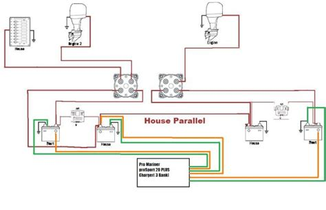 promariner battery isolator wiring diagram webnotex