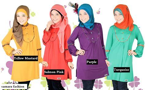 Gamis Dewasa Cutetrik Ti 10 busana muslim manis menarik koleksi baju muslim modern
