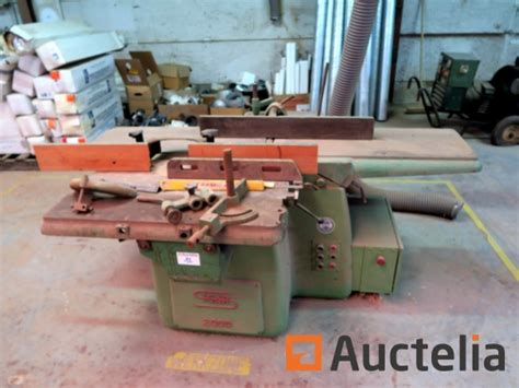 sicar woodworking machinery sicar 2000 combined woodworking machine