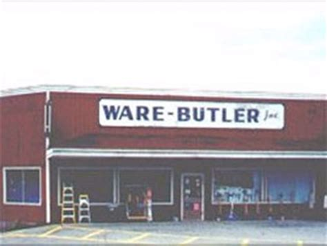 ware butler waterville building materials maine building