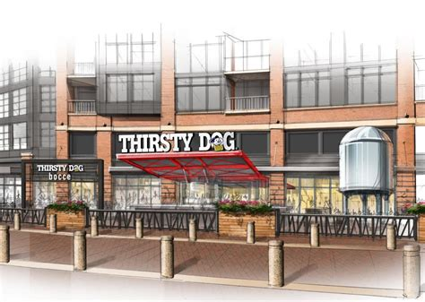 thirsty brewing thirsty brewing co opening in flats east bank this