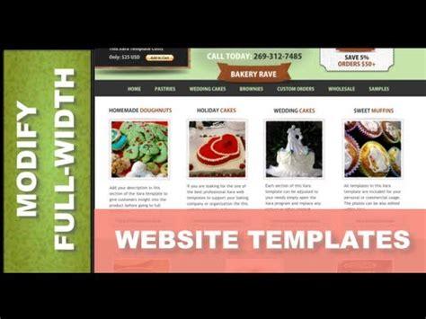 website templates for xara web designer tutorials for xara web designer 8 modify