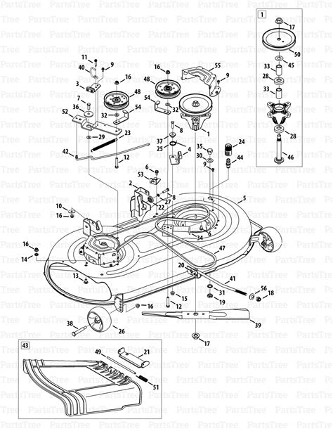 yardman lawn mower belt diagram mtd m15542 murray 42 mower 2012 mower deck 42