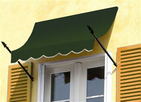 cloth awnings for windows new orleans window door awning