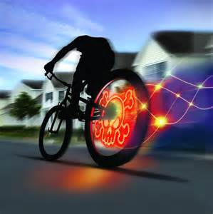 bike wheel lights walmart trick my bike
