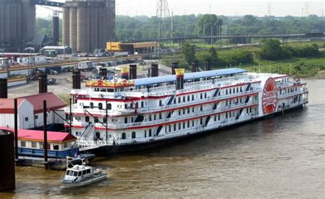 casino boat st louis old casino queen to be auctioned for debts law and order