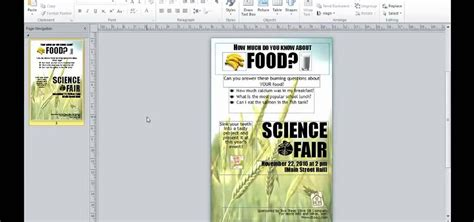 How To Create A Document For The Web In Microsoft Publisher 2010 171 Microsoft Office Wonderhowto Microsoft Publisher Website Templates