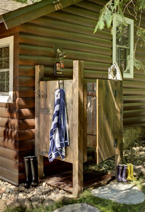 Backyard Shower by 15 Outdoor Showers That Will Totally Make You Want To