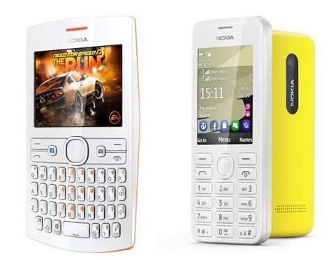 cute themes for nokia asha 205 nokia 205 and nokia 206 unveiled another pair of cuties