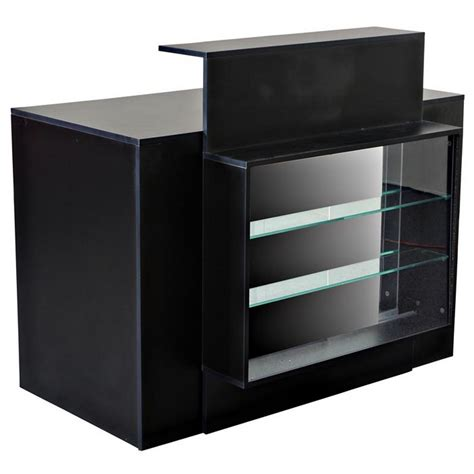 Reception Desk With Display New Salon Spa Reception Waiting Desk Display Rc 01b Ebay
