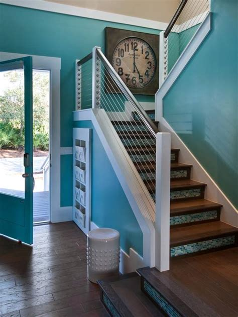 aqua colored home decor turquoise paint color for simple modern home interior 4