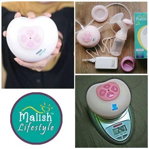 Breast Pompa Asi Malish Ilaria malish lifestyle micro computer electric breast