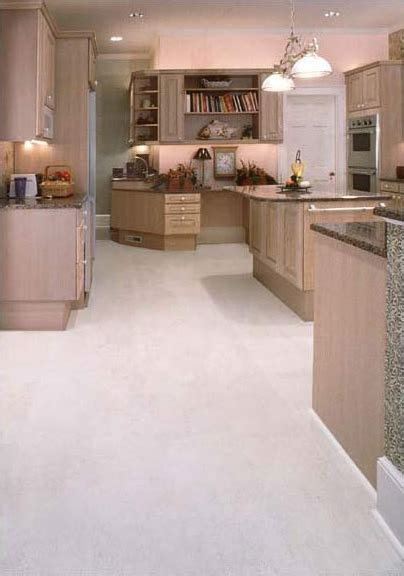 Cork Flooring In A Traditional Kitchen Cork Direct Cork Kitchen Flooring
