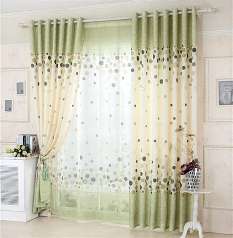 aliexpress com buy 2pcs lot bedroom curtains sexy hot 2015 sheer curtains brief dot curtain bedroom living