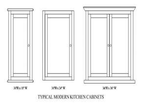 average kitchen cabinet depth kitchen cabinet depth average cabinet width kitchen