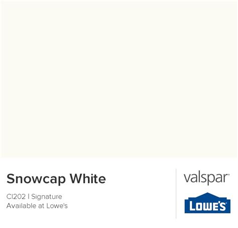 valspar white paint colors snowcap white from valspar redooooo pinterest