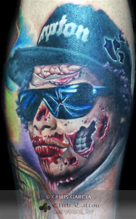 chris garcia tattoo chrisgarcia eazy e rap rapper