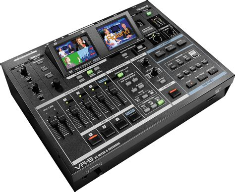Roland Vr 5 roland vr 5 av mixer e gravador