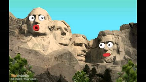 Mba In George Washington by Obama And Mt Rushmore