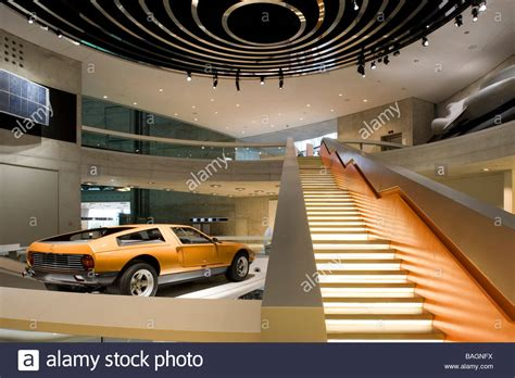 Mercedes Museum Stuttgart Germany by Mercedes Museum Stuttgart Germany Un Studio Ben