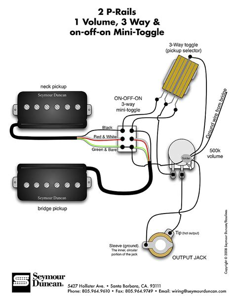 guitar speaker wiring diagram webtor me
