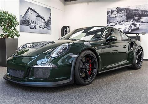 porsche brewster green paint to sle brewster green porsche 911 gt3 rs is uber