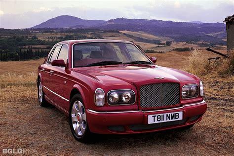 red bentley cost bentley arnage red label