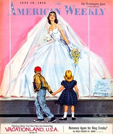 wedding zeitschrift 21 best images about vintage brides illustrations auf