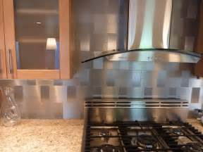 kitchen backsplash stainless steel kitchen stainless steel backsplash ideas interiordecodir