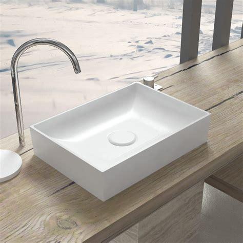 lavabo da appoggio con mobile lavabo lavabo da appoggio floppy 50