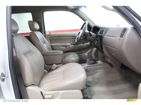 2001 Toyota Tacoma Interior by 2001 Toyota Tacoma V6 Trd Cab 4x4 Interior Photo