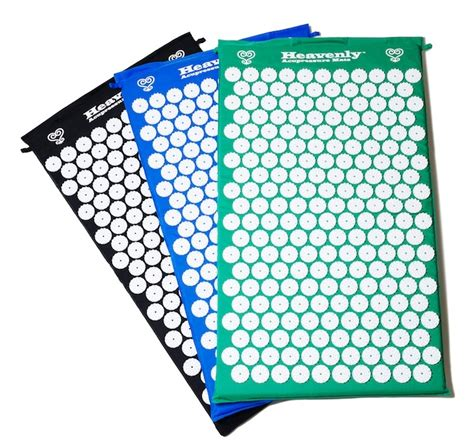 Do Acupressure Mats Work by Materials And Care Heavenly Acupressure Mats 1 In