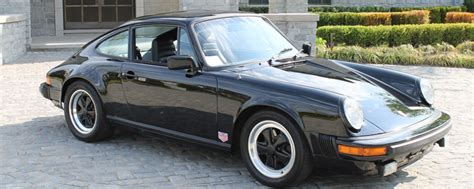 Porsche 911 For Sale 1980 by Porsche 911 Carrera For Sale 1980 Black On Black