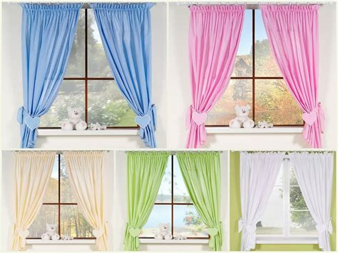 nursery window curtains baby nursery window curtains bedding set ebay