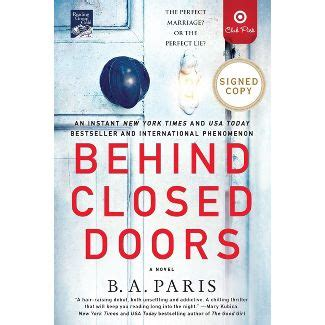 behind closed doors by b a paris mikayla kids books new releases movies music target